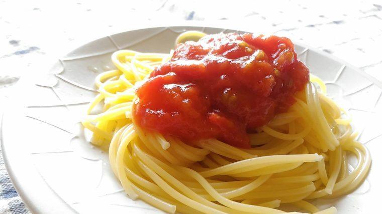 フレッシュトマトソース