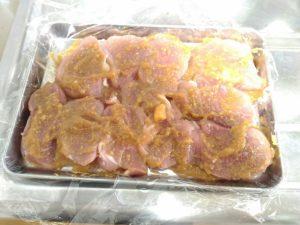 豚ヒレ味噌漬け焼き